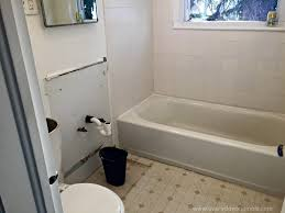 How To Install A Bathroom Sink And Vanity by Removing A Bathroom Vanity U0026 Installing A Pedestal Sink