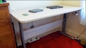 Diy Sit Stand Desk by Diy Motorized Desk Beautiful Home Design Simple To Diy Motorized