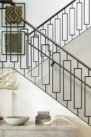 Banisters Remarkable Glass Stair Rails And Banisters Metal Stair Rail