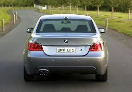 bmw e60 545 of bmw 545i sedan m sports package au spec e60 2005