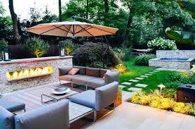 Simple Backyard Makeovers Garden Astounding Simple Backyard Landscape Design Simple