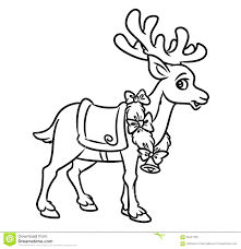 reindeer face craft coloring responses picture page printable
