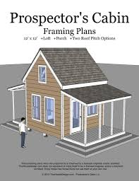 small cabin blueprints home design prospector u0026 s cabin u0026 x u0026 tiny house design cabin
