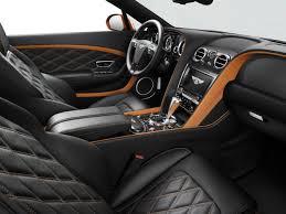 bentley sports car convertible bentley adds luxury options only motors