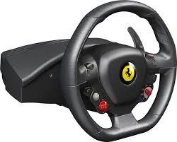 458 italia thrustmaster thrustmaster 458 italia xbox 360 pc 4460094 2960734