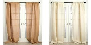 Burlap Shower Curtains Linen Burlap Curtains Curtains Drapes Linen Burlap Shower Curtains