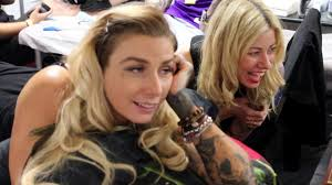 women getting tattooed on new 2017 video watch female