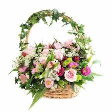 basket arrangements basket flower arrangements basket arrangement of roses lilies