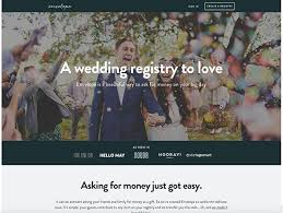 register for money for wedding gift registries that allow you to register for whatever you like