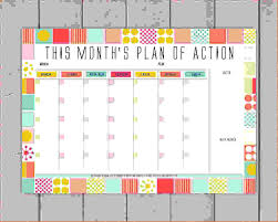 desk planner template related keywords suggestions for monthly planner template