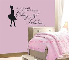 wall ideas girls bedroom wall decor wall storage ideas for classy and fabulous wall decal coco chanel wall quote girls room wall decal girls room wall art girl wall decor accent wall ideas for bedroom wall color