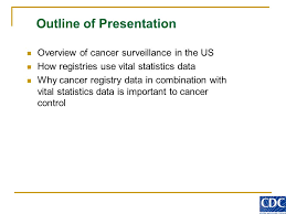 data registries national program of cancer registries ppt online