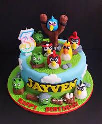 angry bird cake jocakes