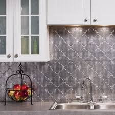 plastic kitchen backsplash plastic backsplash tiles for less overstock