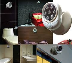 Motion Activated Cordless Light Outdoor Light Motion Activated Cordless Light 360 Degree Retation