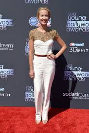 white and gold jumpsuit c in a white and gold jumpsuit best dressed at the