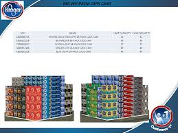 32 pack of bud light ma wv prem 18pk cans upc name unit capacity case capacity ppt