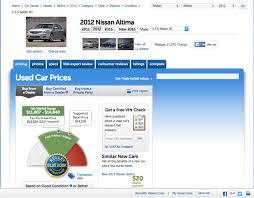 nissan altima 2015 kbb 老中网 现售2012 nissan altima clean carfax title 外送安装