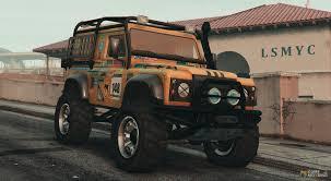 1990 land rover defender 90 rover defender 90 v1 1 for gta 5