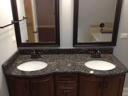 48 Bathroom Vanity With Granite Top by Bathrooms With Black Granite Countertops Furniture Bathroom