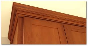 How To Cut Crown Moulding For Kitchen Cabinets Crown Moulding U0026 Trim Installation Armbrecht Carpentry Nj