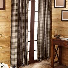 Wool Drapes Primitive Country Curtains From Park Designs Ihf And Raghu Home