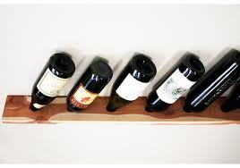 transformed wood plank wine rack camille styles