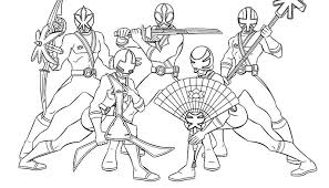 Power Rangers Coloring Page Hiseek Info Power Ranger Jungle Fury Coloring Pages