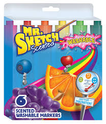 mr sketch scented washable markers walmart canada