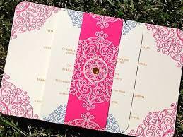 henna wedding invitations 172 best invitations images on wedding stationery