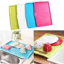 Dish Drying Rack For Sink Compare Prices On Plastic Dish Drainer Tray Online Shopping Buy
