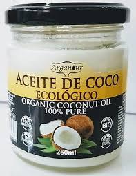 huile de noix de coco cuisine huile noix de coco 300 ml biologique vierge non raffinée