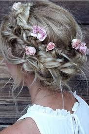 25 Beautiful Braided Wedding Hair Ideas On Pinterest Braided