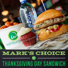fast food open thanksgiving day wahlburgers cleveland posts facebook