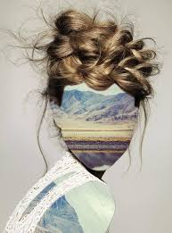 saatchi art haircut 1 with andrew tamlyn collage by erin case