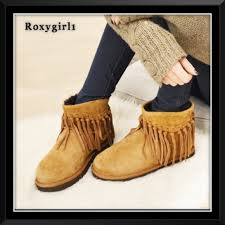 ugg wynona sale 26 ugg shoes ugg wynona fringe mini boots from geri s