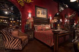 Rustic Wooden Bedroom Furniture - bedroom handmade furniture for rustic bedroom with brown finish