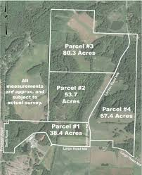 Ohio Public Hunting Land Maps by Auctions 240 Acres Open And Wooded Hunting Land Loads Of