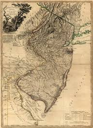 Thirteen Colonies Map New Jersey Colony Map Montana Map