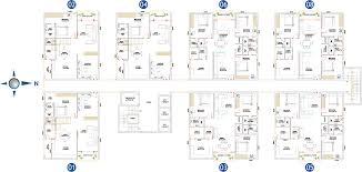 block 05 luxury apartment u0026 flats layout amenities dsg miyapur
