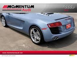 Audi R8 Jet Blue - 2011 audi r8 spyder 4 2 fsi quattro in jet blue metallic 002601