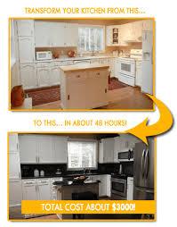 kitchen renew u0026 more affordable kitchen renovations
