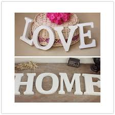 wooden letters home decor english letters wedding wood crafts wooden letters marking photo