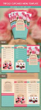 photoshop menu template 124 best design menu graphique images on restaurant