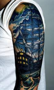 collection of 25 ship tattoo