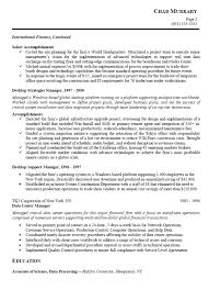 trade show project manager cover letter
