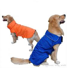 2018 Dog Apparel Waterproof Puppy Jackets Durable Nylon Soft fort