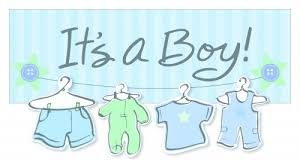 it s a boy baby shower it s a boy banner with clothes this item is temporarily out