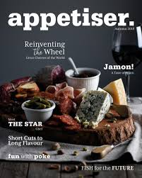 cuisine am ag appetiser magazine launches bidfood