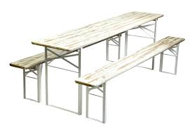 Beer Garden Tables by Outdoor Table And Bench Chairs Outdoor Table And Bench Beer Garden